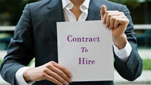 Contract to Hire